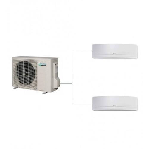 Aer conditionat dublusplit Daikin 2MXS40H+CE.FTXG20LW.WiFi+ CE.FTXG20LW.WiFi