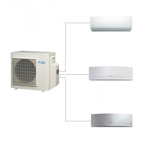 Aer conditionat multisplit Daikin 3MXS40K+CE.FTXS25KWiFi+CE.FTXG20LW.WiFi+CE.FTXG20LS.WiFi