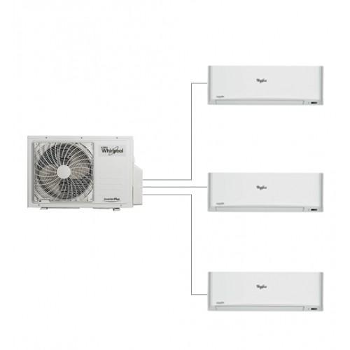 Aer conditionat dublu split Midea UI 9000 btu+12000 btu UE 14000 btu