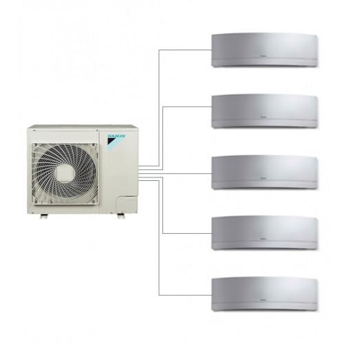 Aer conditionat multisplit Daikin  5MXS90E+ CE.FTXG20LS.WiFi (x5UI)