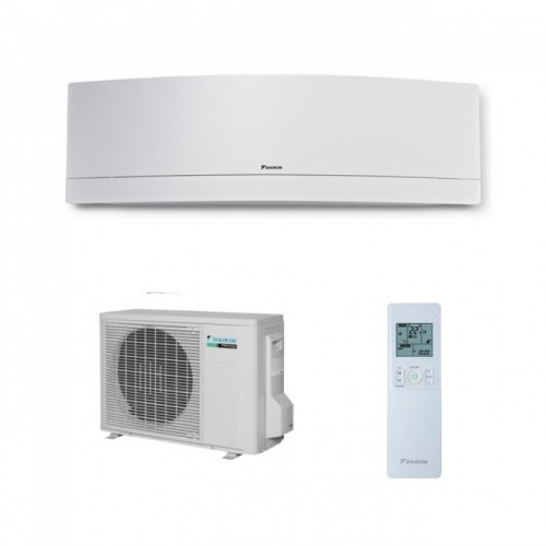 Aparat de aer conditionat Daikin Emura Bluevolution FTXJ20MW-RXJ20M Inverter 7000 BTU White