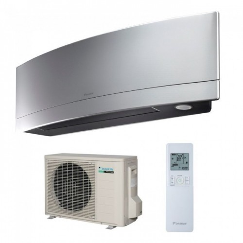 Aparat de aer conditionat Daikin Emura Bluevolution FTXJ35MS-RXJ35M Inverter 12000 BTU Silver