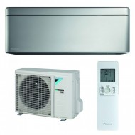 Aparat de aer conditionat Daikin Stylish Bluevolution FTXA20AS-RXA20A Inverter 7000 BTU Silver