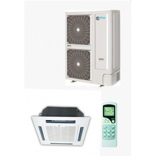 Aparat de aer conditionat TIP CASETA DE TAVAN, T klima TK-CCA-60+TK-COU-60 inverter,60000 BTU
