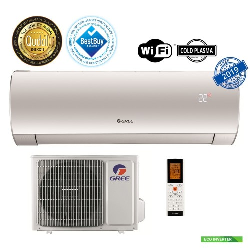 Aparat de aer conditionat Gree Fairy GWH09ACC-K6DNA1A Inverter 9000 BTU
